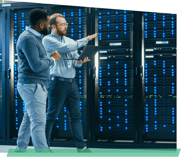 colocation and interconnection data center operator